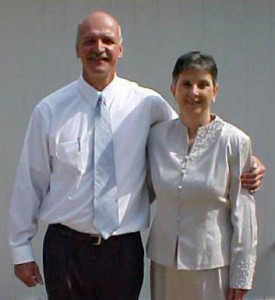 Mike & Susan Hornsby