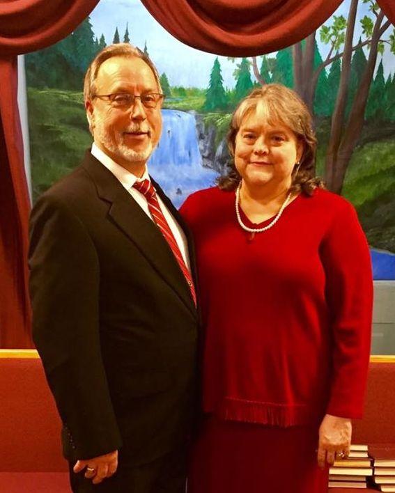 Eddie & Glenda Striblin